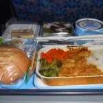 egyptair food