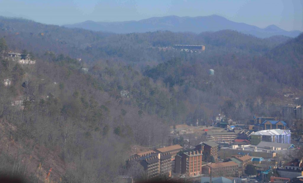 Gatlinburg in the Smokies